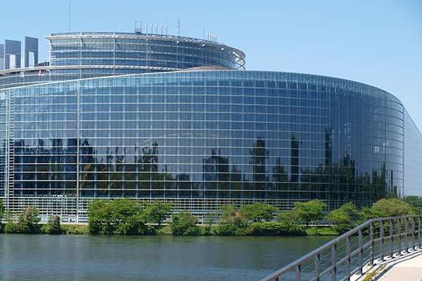 European Commission building, Brussels. Photograph: Marta Janiec/123RF