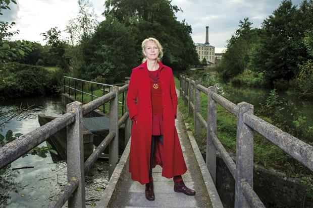 Dr Gail Bradbrook co-founded Extinction Rebellion in 2018. Photograph: Colin Stout