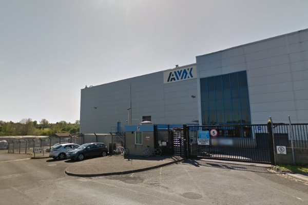 The AVX factory in Coleraine