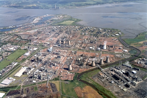 Grangemouth refinery and petrochemical complex