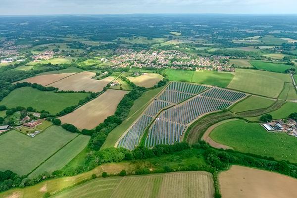 Chalcroft solar farm