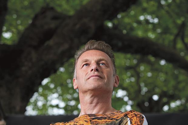 Chris Packham: taking up the fight against the destruction of wildlife for fun. Photograph: Gary Doak/Alamy Stock Photo