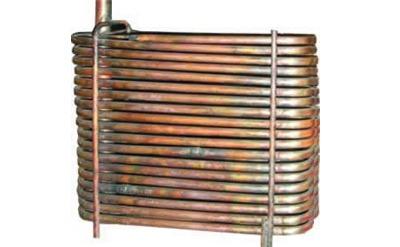 Copper tube evaporator, Neurotronix, CCA-SA