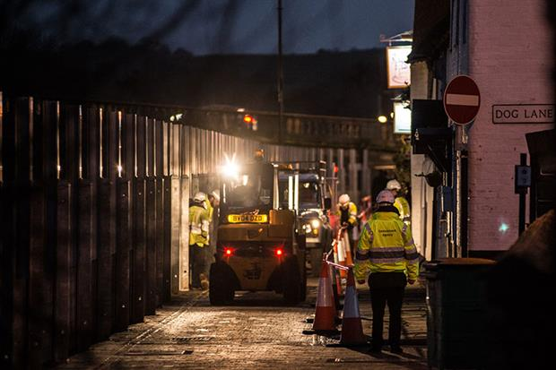 A UNISON spokesman told ENDS that around 2,125 out of 2,800 of its members have supported industrial action. Photograph: Environment Agency