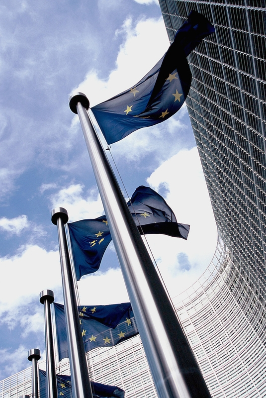 The European Commission's headquaters in Brussels. Xavier Häpe (CCA 2.0 Generic)