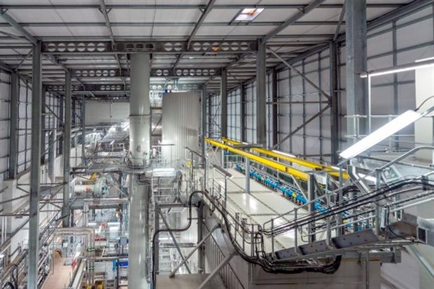 Viridor's energy-from-waste plant in Exeter supposedly released nitrous oxide, rather than nitrogen oxides