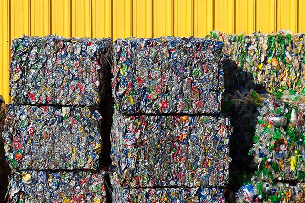 Two-thirds of plastic waste separated for recycling in the UK was sent abroad for processingin 2018. Photograph: Mint Images/Getty Images