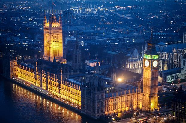 The Environment Bill will return to parliament after the summer recess. Photograph: Gregory Adams/Getty Images