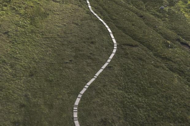 Snapshot of the Irish borderlands. Photograph: Dan Kitwood / Getty Images