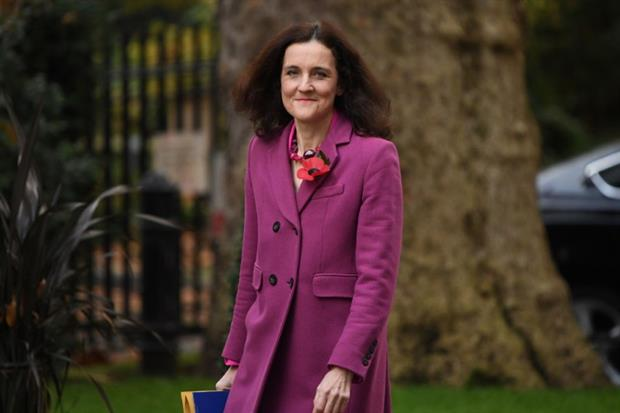 Environment secretary Theresa Villiers retained her seat. Photograph: Chris J Ratcliffe / Getty Images