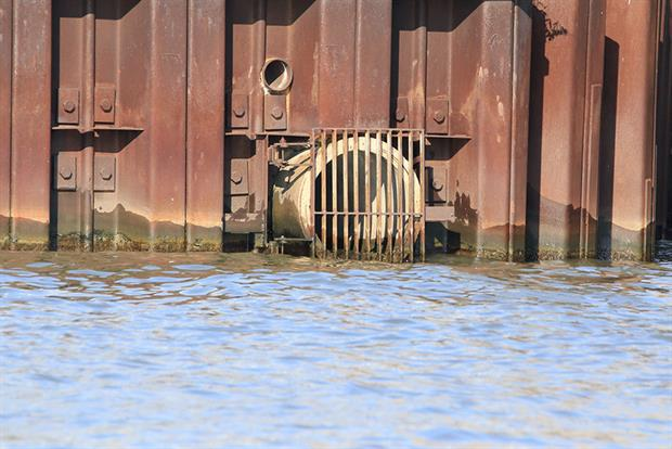 Thousands of outfalls dump raw sewage into rivers and seas across the UK. Photograph: Douglas Sacha/Getty Images