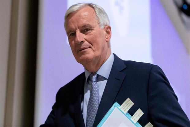 Michel Barnier's adviser said UK officials should be prepared to discuss how green standards could be enforced. Photograph: Thierry Monasse/Getty Images
