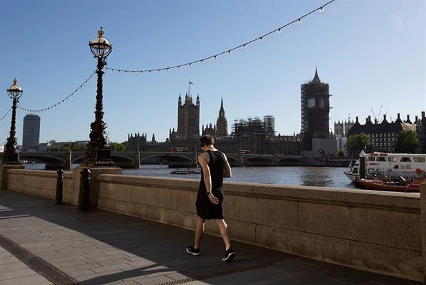 Parliament: progress of key green plans has been disrupted by the pandemic (Photograph: Jo Hale/Getty Images)