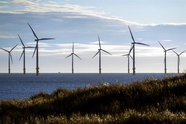 The government is considering a more centralised approach to the planning offshore transmission links. Photograph: Ian Forsyth/Getty Images