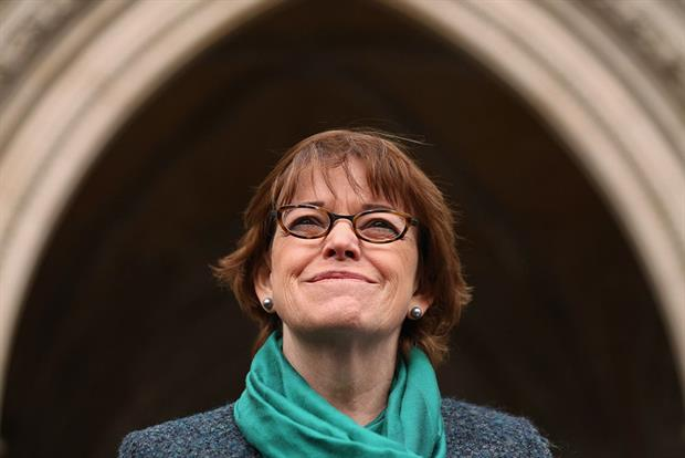 Dame Glenys Stacey has risen from working at first in an explosives factory to the senior civil service. Photograph: Oli Scarff/Getty ImagesPhotograph: Oli Scarff/Getty Images
