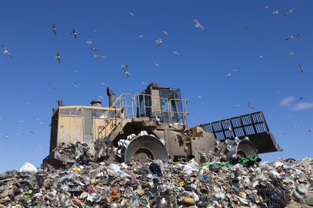 The EA said the majority of fines it sampled would not qualify for the lower rate of landfill tax. Photograph: Cultura/Getty Images