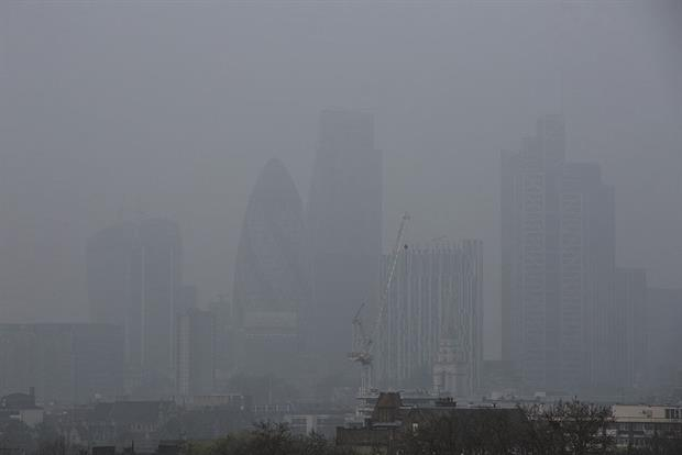 A 'striking association' was found between air pollution spikes in London and severe asthma attacks suffered by Ella Kissi-Debrah leading up to her death in 2013. Photograph: Tristan Fewings/Getty Images