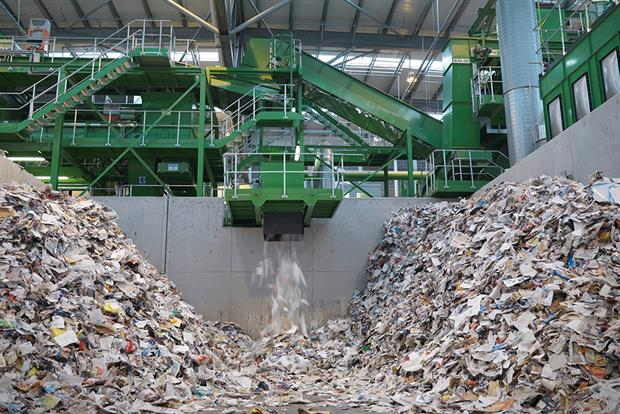 There are concerns that both waste storage facilities and treatment facilities will be required to store waste within buildings. Photograph: Monty Rakusen/Getty Images