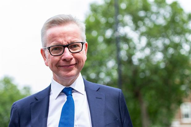 Gove has fleshed out some of the measures that will appear in the Environment Bill. Photograph: Luke Dray/Getty Images