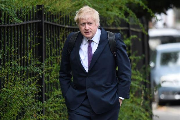 Former foreign minister Boris Johnson is widely regarded as the favourite to win the Conservative Party leadership contest. Photograph: Peter Summers/Getty Images