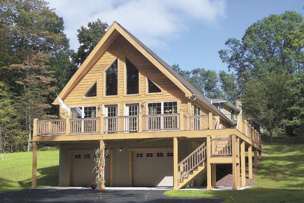 A modular home
