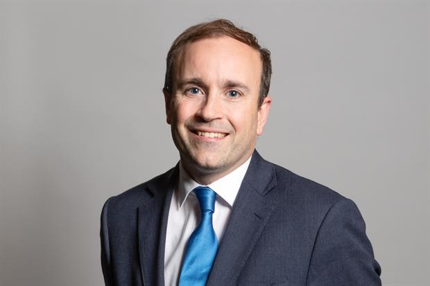 """Aaron Bell, the MP for Newcastle-under-Lyme, said the """"EA can do more, should do more and must do more""""."""