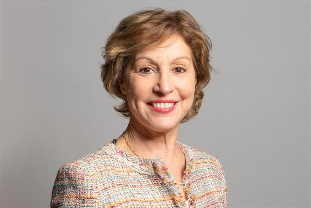 DEFRA minister Rebecca Pow. Photograph: Parliament