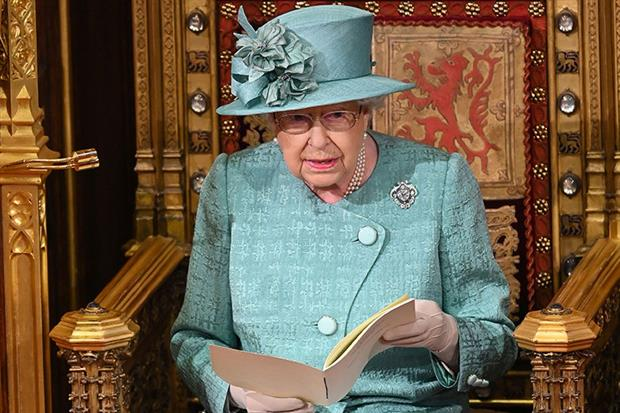 Queen's Speech: confirmed that Environment Bill will form part of new legislative session (photograph: Paul Edwards/AFP/Getty Images