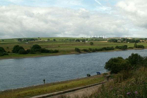 Scout Dike Reservoir