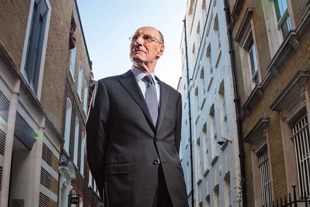 Sir John Armitt: not interested in warm words from government. Photograph: Julian Dodd
