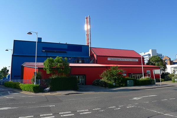 Southampton District Energy Scheme