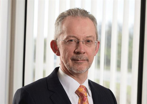 Dr Stewart Davies has joined the Environment Agency's board. Photograph: Augean