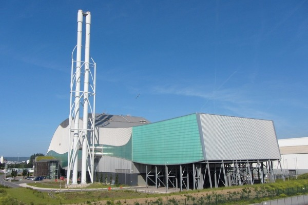 Viridor's Cardiff Energy Recovery Facility