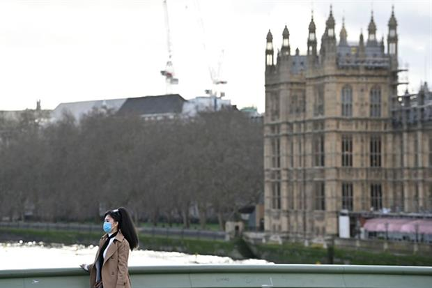 Coronavirus: parliamentary business faces potential disruption (Photo by JUSTIN TALLIS/AFP via Getty Images)