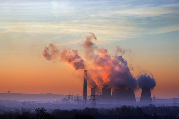 Fines for breaching the EU Emissions Trading Scheme Regulations are set to increase next year following a steep rise in the price of emissions allowances. Photograph: Chris Conway/Getty Images