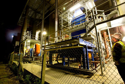 Energos Waste Gas Technology's plant on the Isle of Wight is currently closed due to dioxin breaches