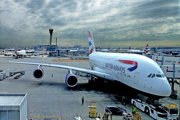 Heathrow Airport has launched an appeal with the Supreme Court. Photograph: Pom'/Flickr