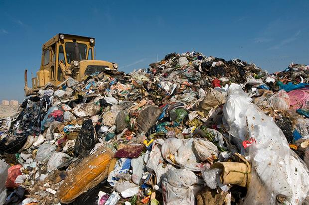 The waste industry says it is unlikely the necessary infrastructure for a 2025 ban can be built in time. Photograph: Getty Images