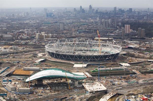 Olympic Park, London 2012