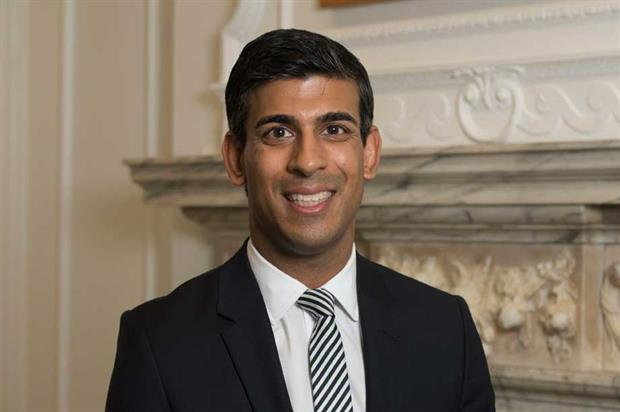 Chancellor Rishi Sunak (pic: MHCLG, CC BY-ND 2.0, Flickr)