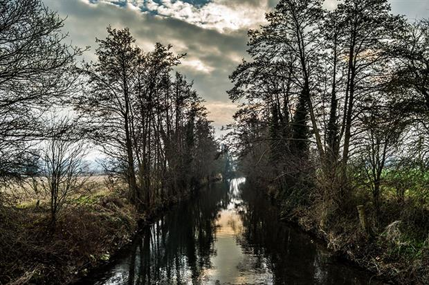 Planning permissions for housing developments are on hold around the upper Lugg river catchment. Photograph: Jim Wood/Barcroft Media via Getty Images