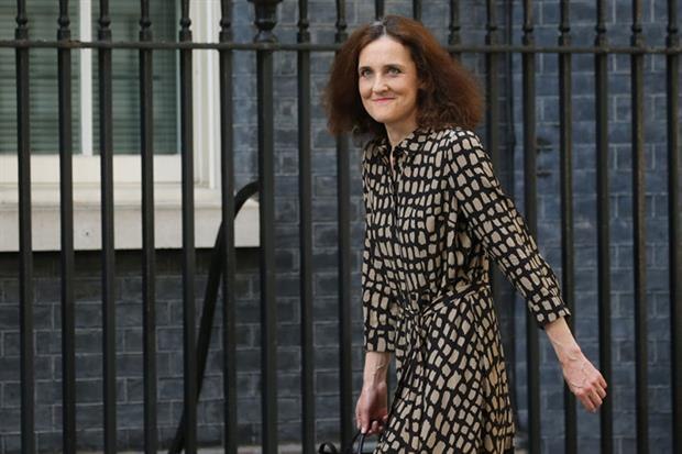 Theresa Villiers (credit: ISABEL INFANTES/AFP/Getty Images)