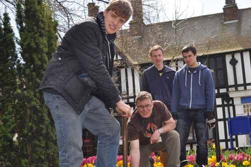 Reaseheath College: fewer students now in career changer category - image: RC