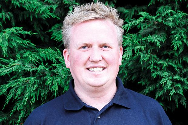 Richard Gill, Sales Development Manager, Green-tech - image: Green-tech