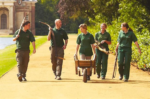 Gardeners: issue of pay rates flagged up up by Prospect trade union - image: Lantra