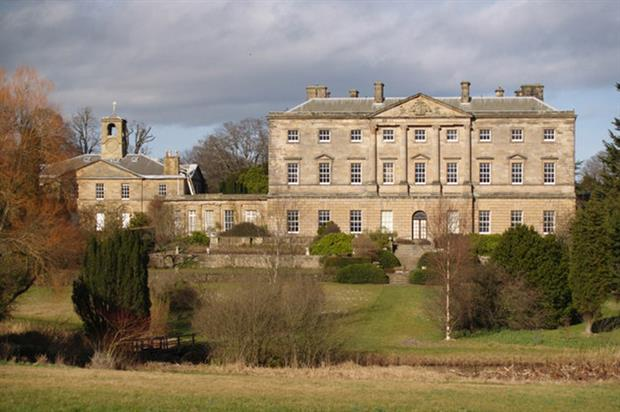 Howick Hall: increase in visitors