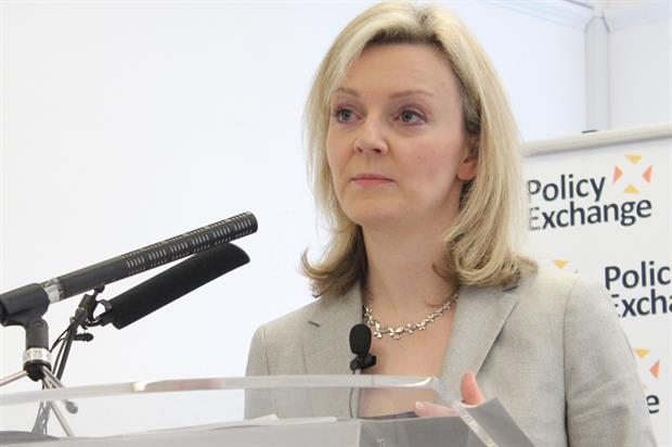 Truss: Patterson's replacement