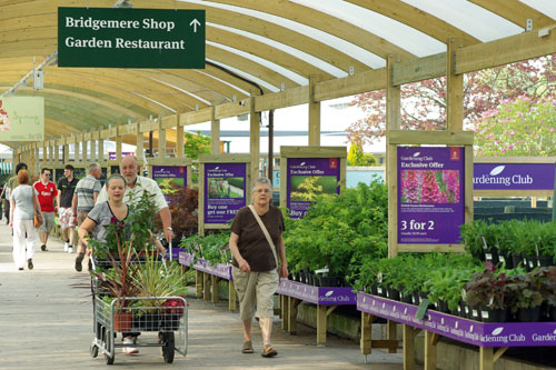 Garden retail: longer-term supply deals are being negotiated - image: HW