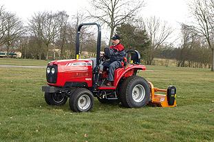 Massey Ferguson adds tractors to its range - image: Massey Ferguson