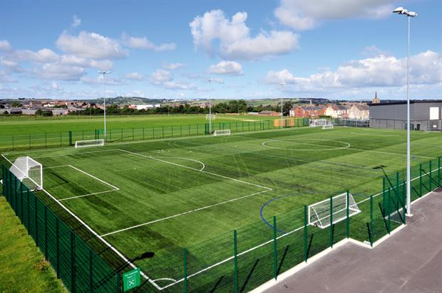 Artificial pitches: FA planning to double their number in urban areas - image: Sports and Safety Surfaces